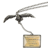 Harry Potter Hogwarts Acceptance Letter Necklace