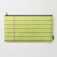 biljeska Carry-All Pouch by Trebam | Society6