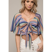 Piper Double Knot Top