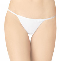 Calvin Klein 3-Pack Sleek Thong D35093P