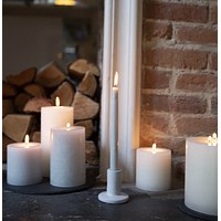 Paddywax Taper Candles | Slate