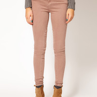 River Island | River Island Erin Coloured Skinny Jean at ASOS
