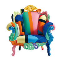 Buy the CAPPELLINI Proust Geometrica Armchair online at UtilityDesign.Co.Uk