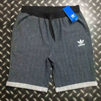 """ADIDAS"" Fashion Print Casual Beach Pants Summer Sports Cotton Shorts G-A-GHSY-1"