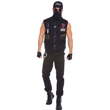 Sexy Special Ops Men's Costume