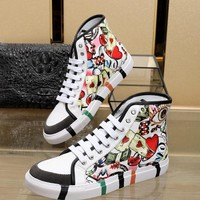 D&G Dolce&Gabbana Women Men Sneakers Sport Shoes size 38-44