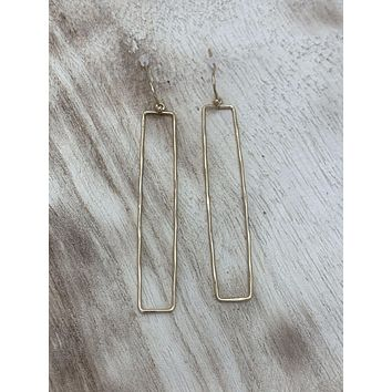 Simply Stated Earrings