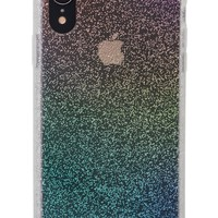 Sonix Rainbow Glitter XR iPhone Case