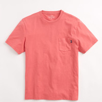Solid Pocket T-Shirt
