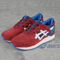 Asics Woman Men Fashion Casual Sneakers Sport Shoes-142
