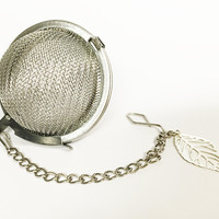 Loose Leaf Tea Steeping Ball