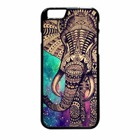 Elephant Aztec Generic Custom iPhone 6 Plus Case