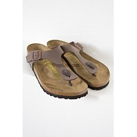Gizeh Soft Oiled Birkenstocks | Best Seller