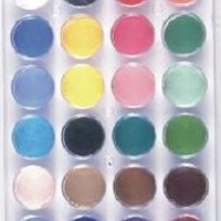 Face Painting 28 Color Non-Color, Easy on and Off, Professional Grade Palette by Snazaroo