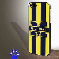 University of Michigan Wolverines for iphone 4/4s/5/5s/5c/6/6+, Samsung S3/S4/S5/S6, iPad 2/3/4/Air/Mini, iPod 4/5, Samsung Note 3/4 Case **