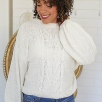 Autumn Gatherings Sweater - Ivory