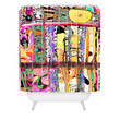 Ingrid Padilla Stripes Shower Curtain