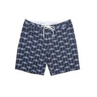 Strong Boalt Boardshort Navy Dragonfly