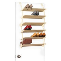 Lynk Vela Over-the-Door Shoe Shelves: Target