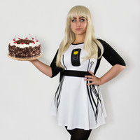Welovefine:GLaDOS Dress