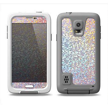 The Colorful Confetti Glitter Sparkle Samsung Galaxy S5 LifeProof Fre Case Skin Set